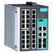网管型以太网交换机MOXA EDS-528E