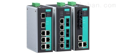 管理型冗余工业以太网光纤交换机