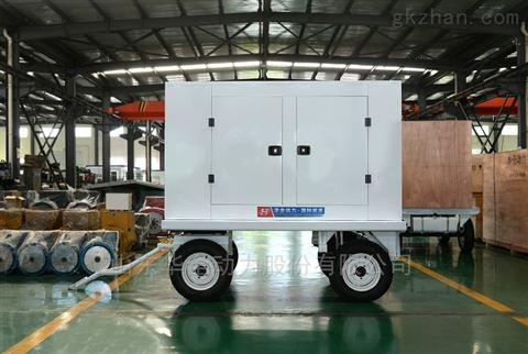 华全动力潍坊沼气发电机组120kw