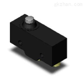 原装OMRON欧姆龙Z-01HD微动开关原理构造图