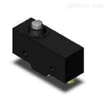 原装OMRON歐姆龍Z-01HD微動開關原理构造图