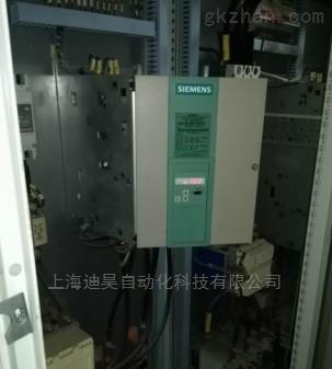 西门子直流控制驱动器堵转F035维修