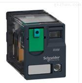 RXM4AB2BD,schneider可插拔式中间继电器