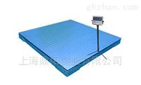 SCS1吨带打印电子地磅秤/高度电子磅价格