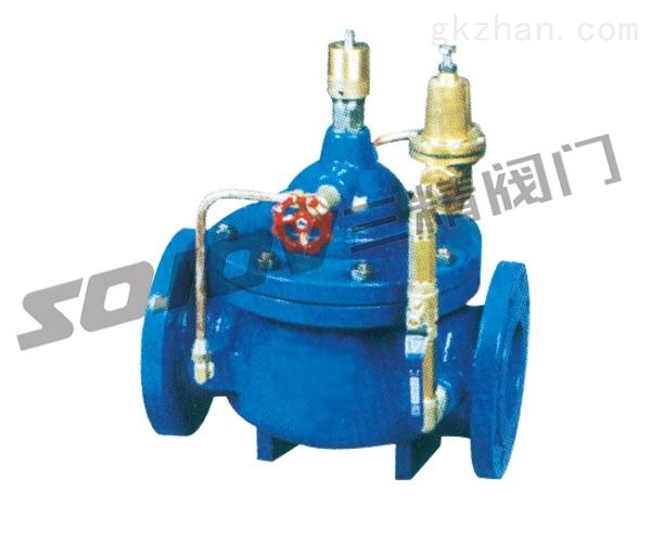200X铸铁材质减压稳压阀 可调式减压阀