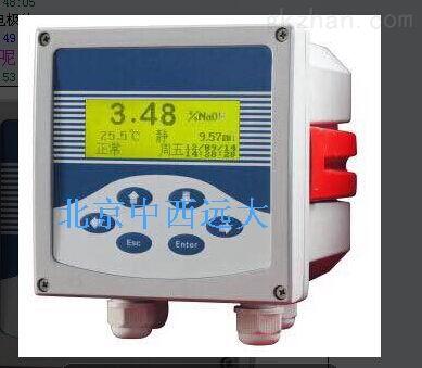 工业酸碱浓度计/测定仪  型号:M391710