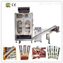 多排速溶咖啡颗粒包装机