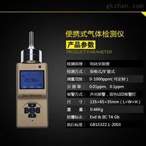 无眼界便携式氢气气体检测仪