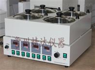 JDF-8DF八孔油浴磁力加热搅拌器
