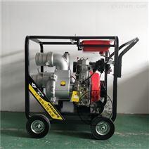 防迅排涝大流量柴油机排水泵