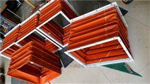 印刷机械设备方形高温伸缩软连接价格