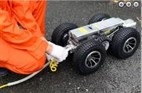 SINGA 300-管网检测爬行机器人