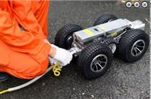 SINGA 300-管網檢測爬行機器人