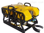 随船检测水下机器人
