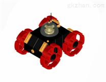 矿井抢险和火场侦察机器人