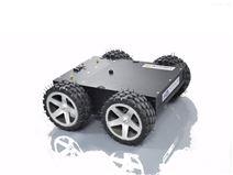轮式车底盘检查机器人