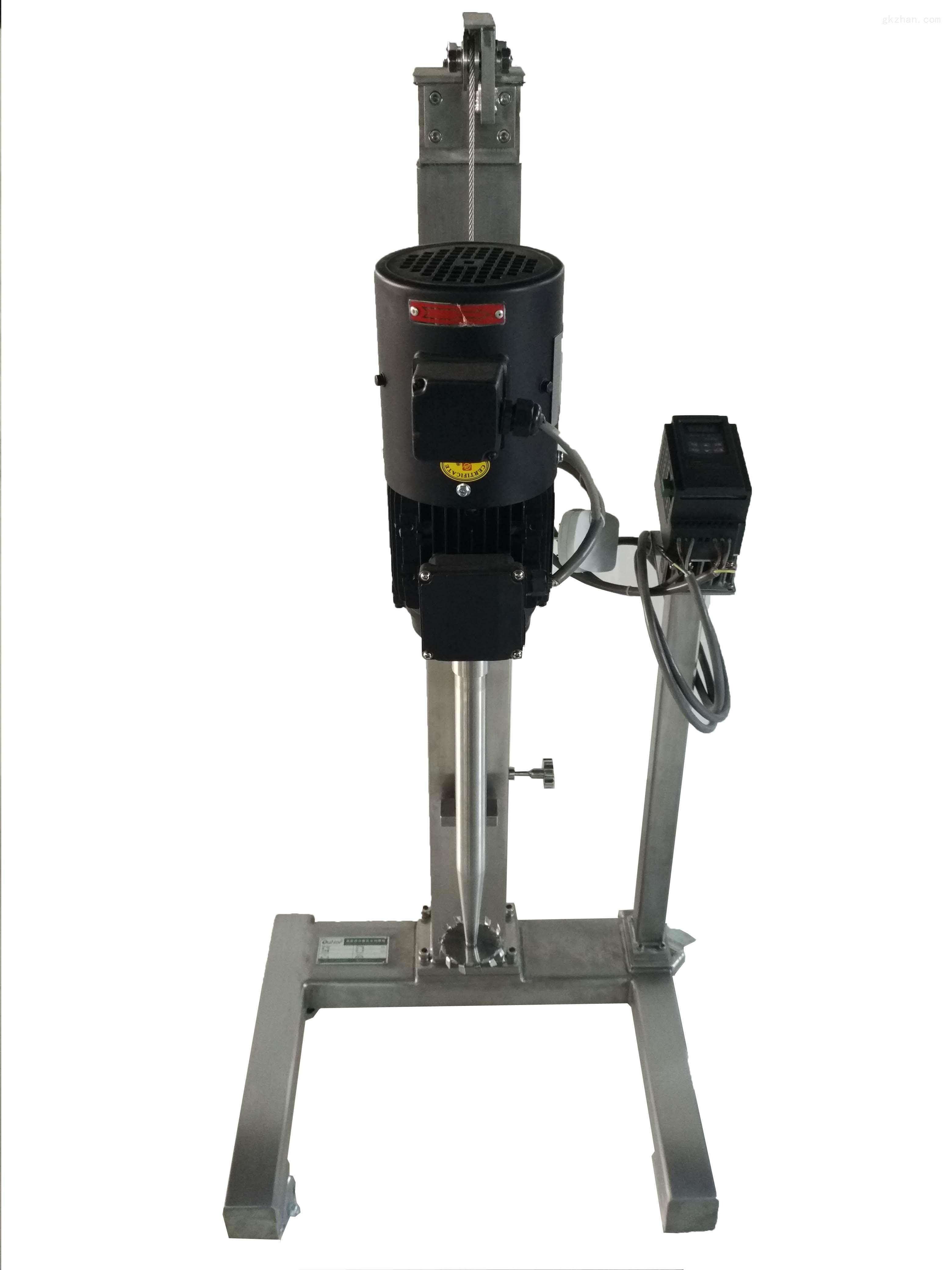SA60中试高剪切分散混合机