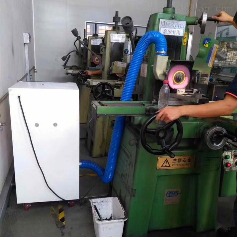 铝屑抛光集尘机 铝屑切割吸尘机
