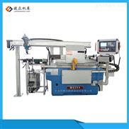 数控外圆磨床加气动上下料机械手送料机全自动操作捷众机床厂提供
