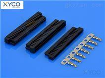 供应线对板连接器FI-S支持新品开发定制XYCO