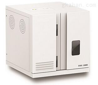 中西总有机碳分析仪型号: XU65-TOC-2000