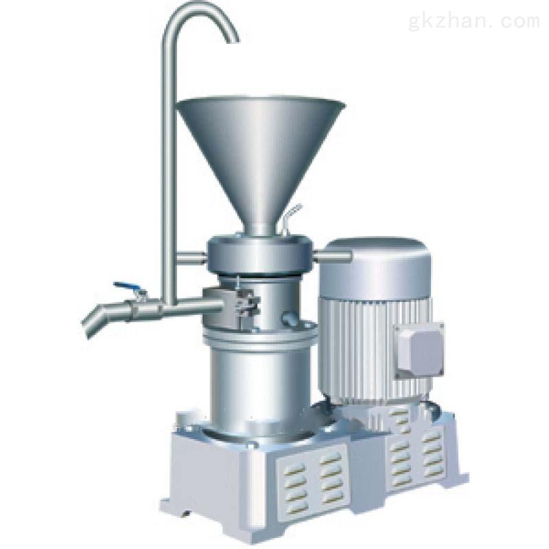 蛋白奶研磨分散機