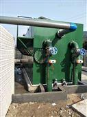 江西乐平全自动一体化净水器工作原理