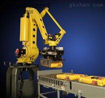 水泥自动装车行业码垛机器人