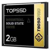 SLC工業级CF卡 2GB 宽温三防cf卡 高速卡