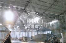 锦胜厂销采石场工地环保工业喷雾降尘系统