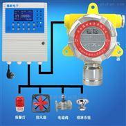 工业罐区氟利昂气体检测报警器,防爆型可燃气体探测器
