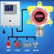 固定式二甲醚浓度报警器,可燃性气体探测器