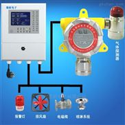 工业罐区氯化氢气体泄漏报警器,气体探测报警器