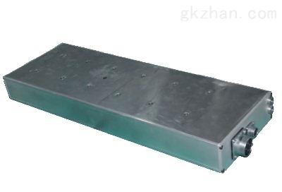 扁平型稀土永磁同步直线电动机