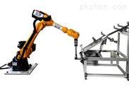 锻造自动化机器人生产线 力泰上下料机械手臂