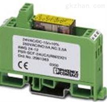 1703784菲尼克斯PCB连接器技术概览