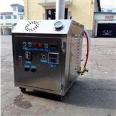 高压蒸汽冷水一体洗车机