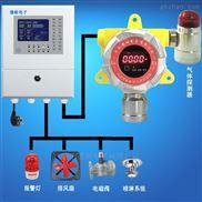 工业罐区溴甲烷气体泄漏报警器,可燃性气体探测器