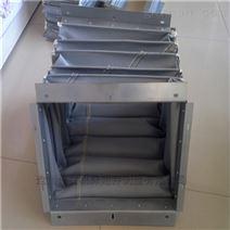 耐温硅胶布机械设备通风口软连接报价
