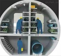 综合管廊巡检定位系统