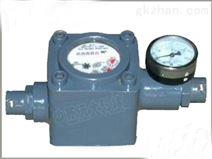 矿用高压注水流量计