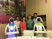 餐厅机器人服务员价格Amy走进新加坡