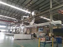 JY-SF杭州钢结构厂房通风降温