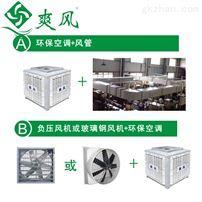 厂房通风降温设备采用什么效果好?