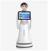 科技展览馆自动化机器人亮相农行