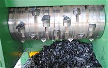 XB-3063单轴撕碎机组:PE、ABS、PC、尼龙回收料撕碎机