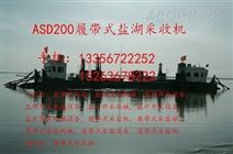 LWASD200盐矿采盐船,凌威机械中国新一代采盐机械设备