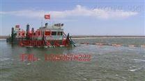 LW-ASD-200盐湖采盐船,凌威机械研发新一代采盐技术