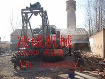 凌威高效LW-ASD-200采盐船,引领中国新一代采盐技术