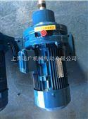上海诺广XWD0.75-3-1/71-B3摆线针轮减速机
